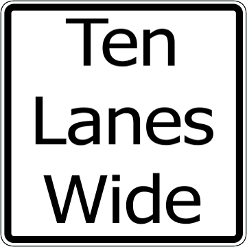 TLW sign logo